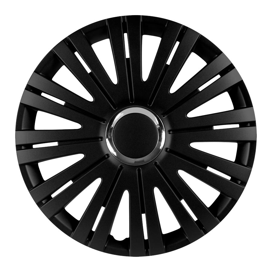 "Puklice 13"" Active RC black V"